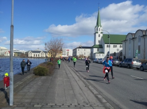 IR Cross Country Race Reykjavik