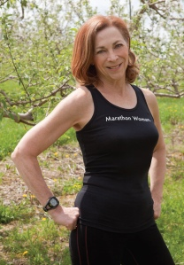 Kathrine Switzer, 64, has been a leader in women's opportunities since she was the first woman to officially run the Boston Marathon in 1967. She won the 1974 NY City Marathon, is an Emmy award winning TV commentator and the author of several books, including best-selling Marathon Woman. www.marathonwoman.com Photo: Joan Barker Images, photos@jbarkerimages.com